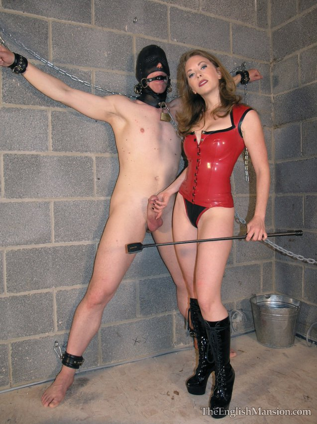 Two slaves for the mistress third round 3