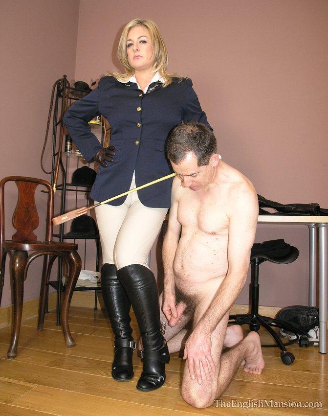 Domestic discipline mature spanking 5