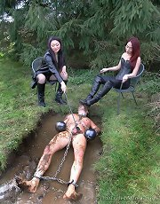 Mud Pit Punishment